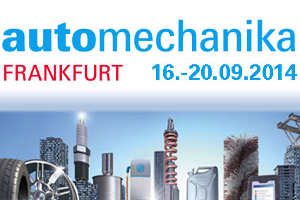 PARTICIPATION IN GERMANY ANNUAL EXHIBITION AUTOMECHANIKA